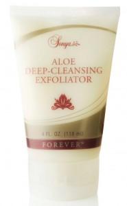 Aloe Deep Cleansing Exfoliator