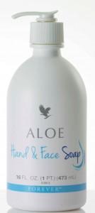 Aloe Hand & Face Soap