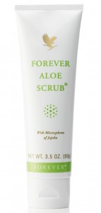Aloe Scrub
