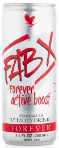 FAB X Vitality Drink
